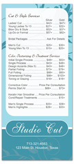BRS-1004 - salon brochure pricelist