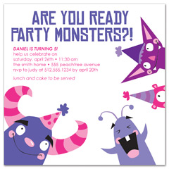 Halloween Costume Birthday Party Invitations is amazing invitation sample