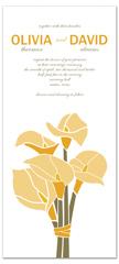 blank flower invitation template free .