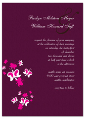 Blank Wedding Invitation Templates Free