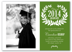 2018 Customizable Photo Graduation Invite