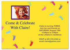 Download Kids Boy Girl Printable MS Word Birthday Invitation Templates