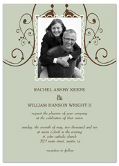 Wedding Anniversary Microsoft Word Wedding Invitation