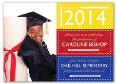 Order Buy Kids Printable Graduation Announcement