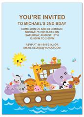 Fish Invitations with amazing invitations design