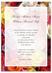 DIY Wedding Invitations & Free Announcement Templates ... Red And White Wedding Invitations Templates
